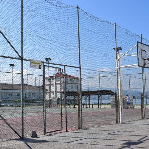Complexo Deportivo de Rodeira