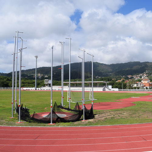 Estadio Municipal de Atletismo