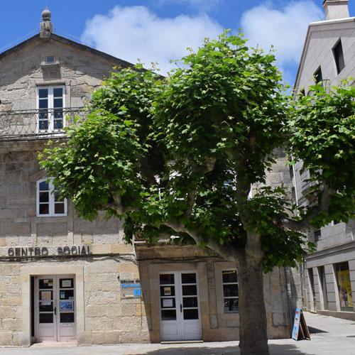 Oficina de Turismo Casa da Bóla