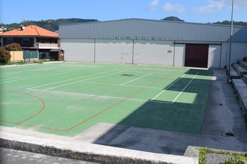 Pavillón Municipal do CEIP San Roque